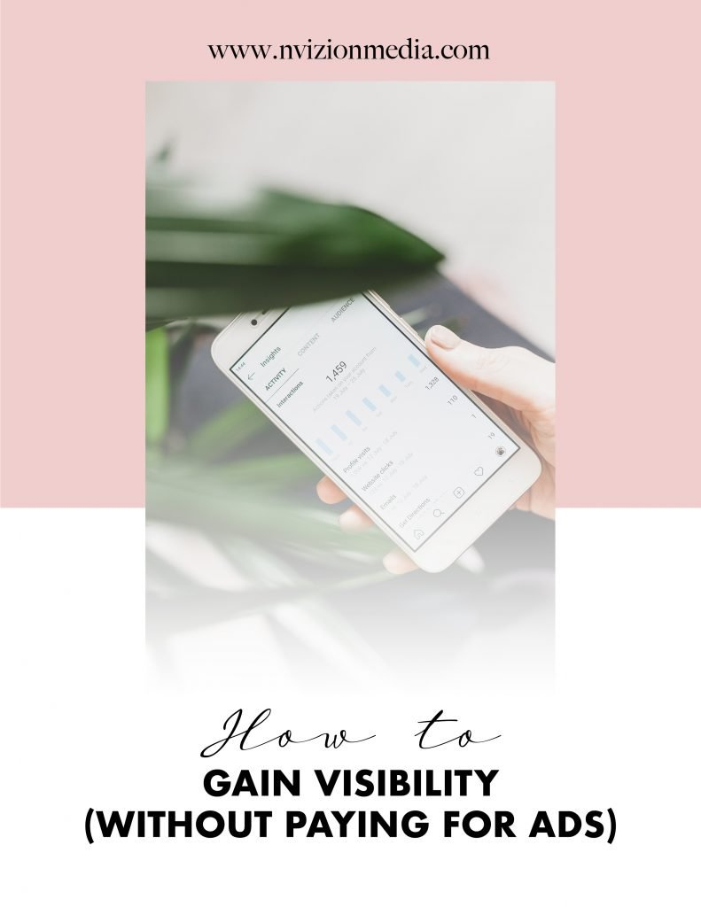How to gain visibility on Instagram